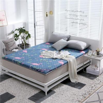 榻榻米150*200cm1.8米學生單雙人宿舍床墊加厚家用海綿墊被床褥子