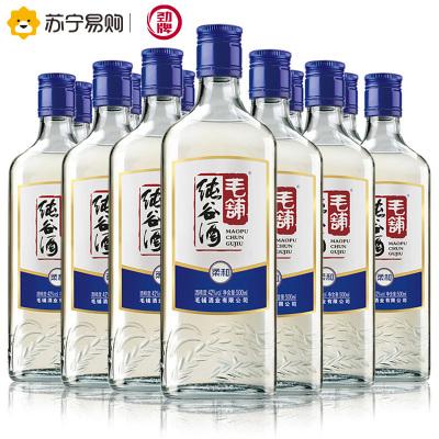 勁牌 42度 毛鋪純谷酒 500ml*12瓶 裸瓶箱裝