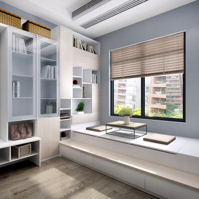 索菲亞衣柜簡約現代風格木質整體衣柜床頭柜榻榻米吊柜電腦桌組合成年衣柜全屋定制 定制金