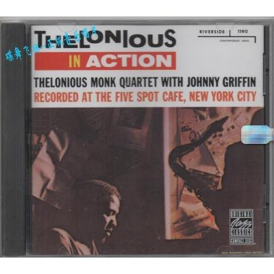 OJCCD-103 Thelonious Monk - In Action 美版