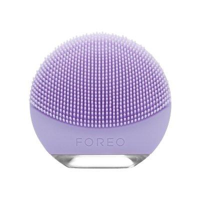 【過敏肌可用款】FOREO 斐珞爾 LUNA GO 妙趣充電版潔面儀 紫色