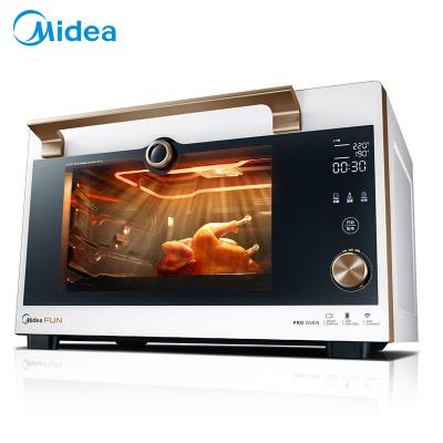 美的(Midea)T7-428D白色 FUN烤箱 高端品