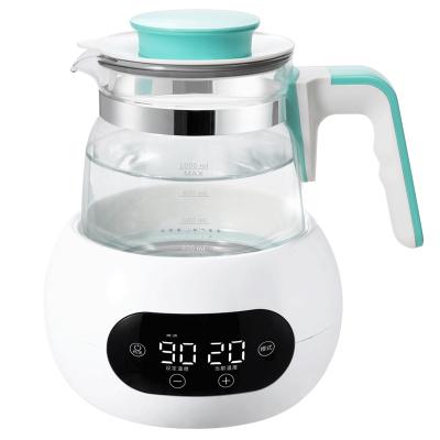 新贝恒温热水壶智能调奶器冲奶机奶粉暖奶器温奶器婴儿恒温水壶