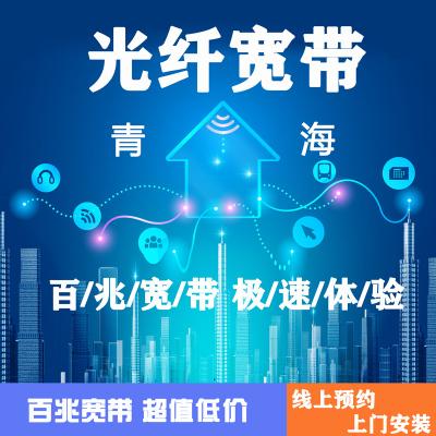 宽带 联通青海百兆光纤宽带预约