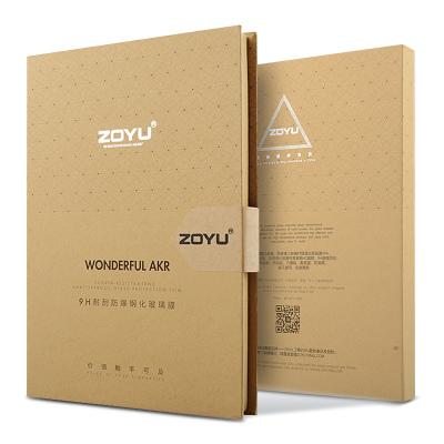 zoyu 2018新款ipad鋼化膜蘋果平板9.7英寸屏幕膜air2/1防爆玻璃膜mini1/2/3高透玻璃膜迷你4超薄