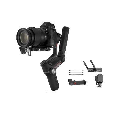 智云WEEBILL S穩定器 單反微單相機穩定器 三軸手持云臺 防抖陀螺儀穩定器 專業圖傳套裝