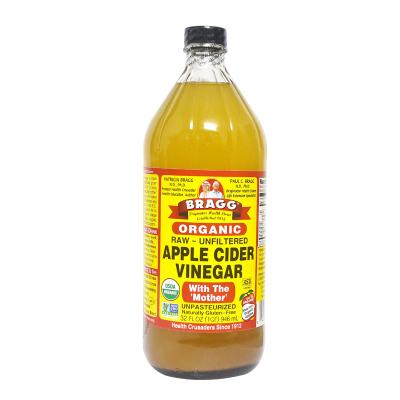 原裝進口 蘋果醋飲料 無糖型果醋飲品 自然發酵營養果醋 946ml