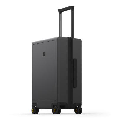 (錘科出品)地平線8號(LEVEL8)行李箱女旅行箱托運箱24英寸德國拜耳PC箱體拉桿箱男