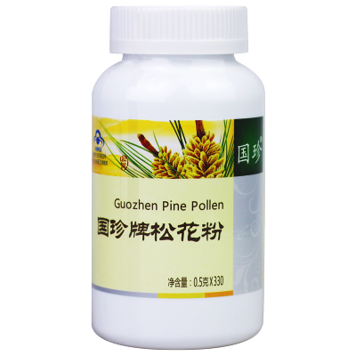 【送海苔+藥盒】國珍牌松花粉 0.5g*330