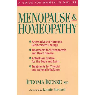 MENOPAUSE AND HOMEOPATHY(ISBN=9781556432910) 英文原版