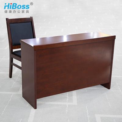 HiBoss培训桌油漆1.2米条桌长条会议桌双人学习课桌条形桌