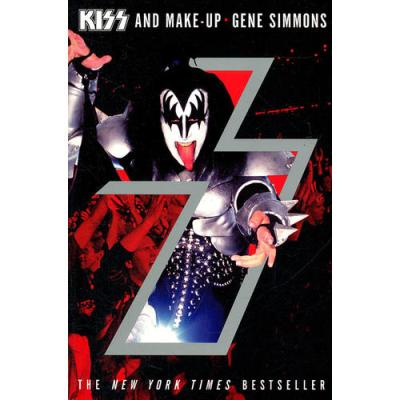 KISS AND MAKE-UP(ISBN=9780609810026) 英文原版
