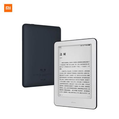 小米(MI)小米多看电纸书墨水屏6英寸小说PDF电子书阅读器水墨前置灯随身图书馆智能阅读器