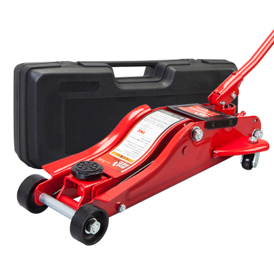 BIG RED T825010RS 汽車用千斤頂 臥式液壓千斤頂 手搖換胎專用汽修工具2.5噸