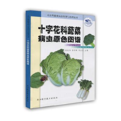 十字花科蔬菜病蟲原色圖譜——無公害蔬菜病蟲鑒別與治理叢書