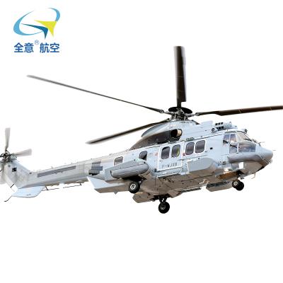 空客H225直升机全意航空出租销售 活动直升机真机 直升机租赁 直升机销售 载人直升机