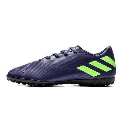 阿迪达斯男鞋足球鞋NEMEZIZ MESSI 19.4 TF碎钉足球鞋EF1805