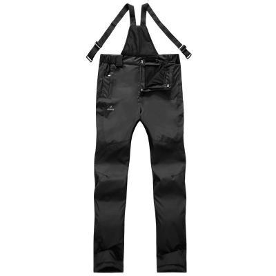 獅牌(SK.TRIP)2019冬季滑雪褲男女款單板雙板加棉加厚戶外棉褲背帶可拆卸