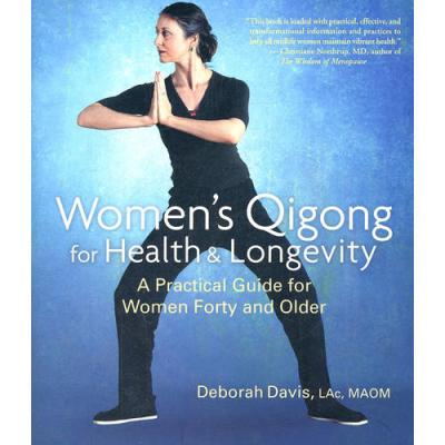 WOMEN'S QIGONG(ISBN=9781590305379) 英文原版