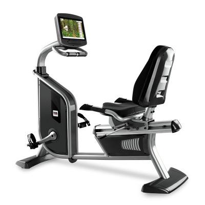 商用健身房欧洲百年品牌必艾奇(BH)商用卧式健身车商用健身器材企业单位健身房H895BM_TV送货上门免费安装