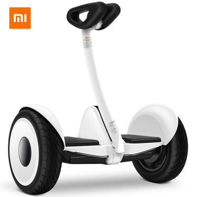 小米平衡车 定制版Ninebot 九号平衡车 智能电动体感车超长续航(白)