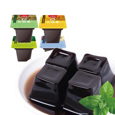 生和堂草本龜苓膏500g 燒仙草紅豆果凍布丁低熱量零食