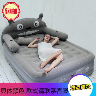 充气床气垫床户外折叠充气床单双人家用气垫加高充气床便携懒人床