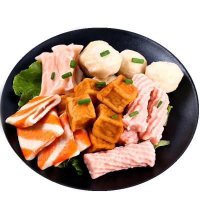 迪亚斯 关东煮组合包500g 火锅食材 麻辣烫 关东煮 火锅丸子 豆捞 烧烤食材 袋装丸子