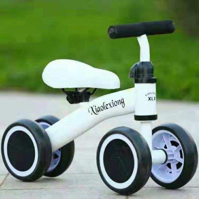 兒童扭扭車搖搖車溜溜車扭扭車兒童四輪大輪溜溜扭扭四輪車玩具1-3歲嬰兒學步車搖搖車兒童扭扭車自營 白色 大輪子的