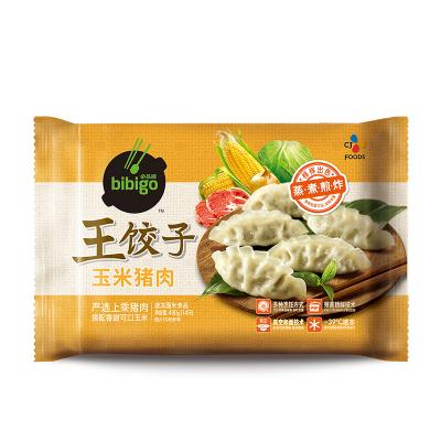必品閣王餃子玉米豬肉490g