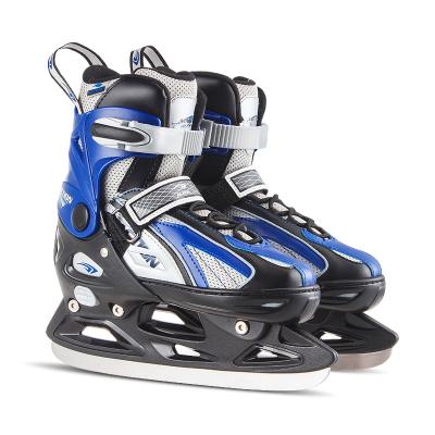 魅扣冰刀鞋成人儿童可调球刀鞋男女花式溜冰鞋滑冰真冰水冰鞋