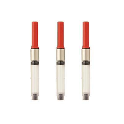 【3盒裝】【蘇寧自營】 凌美(LAMY) Z28吸墨器 上墨器 紅頭 Z28吸墨器