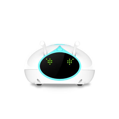 火火兔可编程智能机器人玩具steam教育手机控制卡片编程M7 蓝色