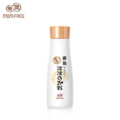 亲润MOM FACE 豆乳保湿润肤水150ML母婴孕产妇保湿补水适合各种肤质