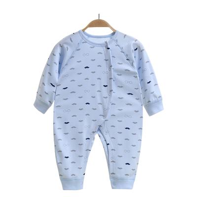 亿婴儿 婴儿连体衣婴儿衣服纯棉新生儿连体衣宝宝内衣爬服哈衣2177