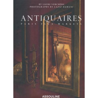 Antiquaires(ISBN=9782759404605) 英文原版