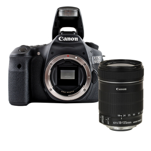 【二手95新】佳能/Canon EOS 60D +18-135 IS 【套机】