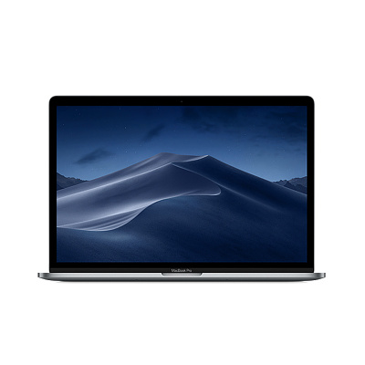 2018款 Apple MacBook Pro 15.4英寸 笔记本电脑 深空灰(2.6GHz 六核 Intel Core i7 16GB 512GB MR942CH/A)