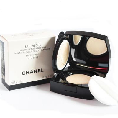 Chanel香奈儿 水凝冻时尚裸光果冻气垫粉饼11g SPF25 N20自然白