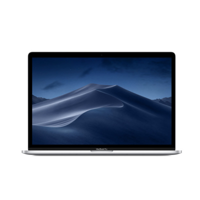 2018款 Apple MacBook Pro 15.4英寸 笔记本电脑 银色(2.2GHz 六核 Intel Core i7 16GB内存 256GB MR962CH/A)
