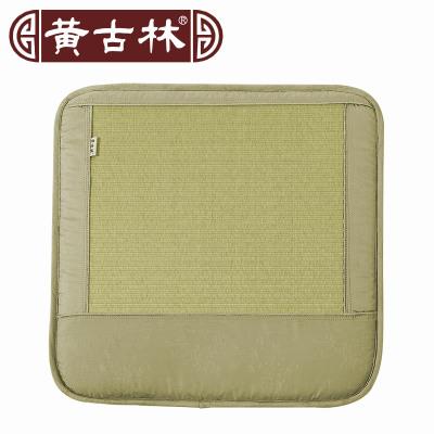 黄古林 夏季凉席坐垫办公室电脑椅垫沙发垫和草座垫冰垫加厚四季