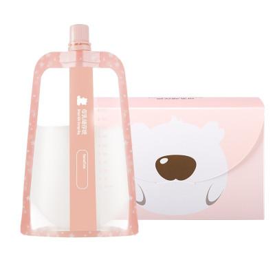小白熊多功能母乳储存袋储奶袋保鲜袋可存果汁09779 200ml*30片