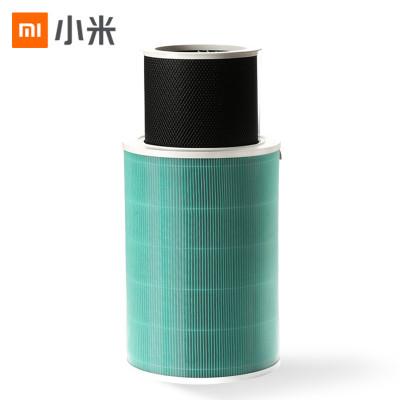 小米(MI)空气净化器滤网 除甲醛增强版 长效除醛 适用米家空气净化器1代2代和pro通用 原装滤芯