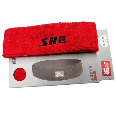 红双喜(DHS) 运动护具发带吸汗带束发圈812 单只均码颜色随机