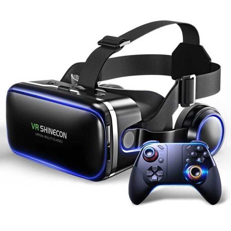玮誉(WEIYU)千幻vr眼镜3d眼镜VR游戏机虚拟现实智能手机影院 IOS Android 1920*1080