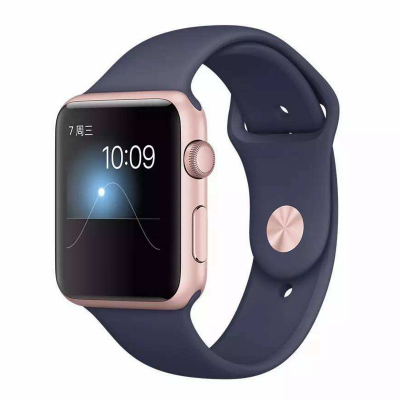 【二手95新】苹果/Apple Watch Sport Series2 二代S2智能手表 GPS版 午夜蓝 42mm