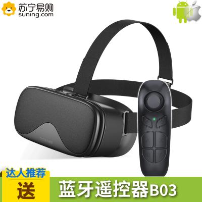 暴风魔镜白日梦影视版送蓝牙遥控器 vr眼镜 虚拟现实眼镜 智能3d眼镜 头戴式一体机 智能ar眼镜