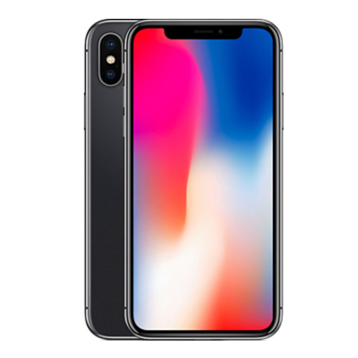 苹果(Apple) iPhone X 美版 全网通 全面屏手机5.8英寸 全新未激活 Face ID 深空灰色 256GB