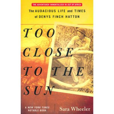 TOO CLOSE TO THE SUN(ISBN=9780812968927) 英文原版