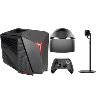 【套餐】联想(Lenovo)拯救者Y720游戏台式电脑主机(I7-7700 8G 1T+128G SSD 8G win10)+VR设备套餐